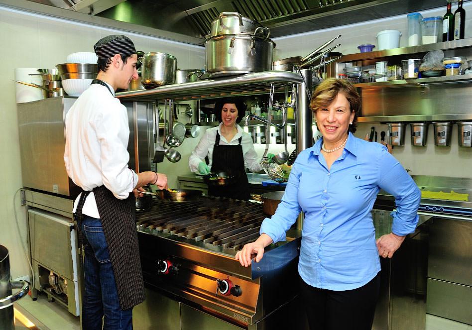 La Cucina di Giuditta , Giuditta Marasco, fotografia di ritratto