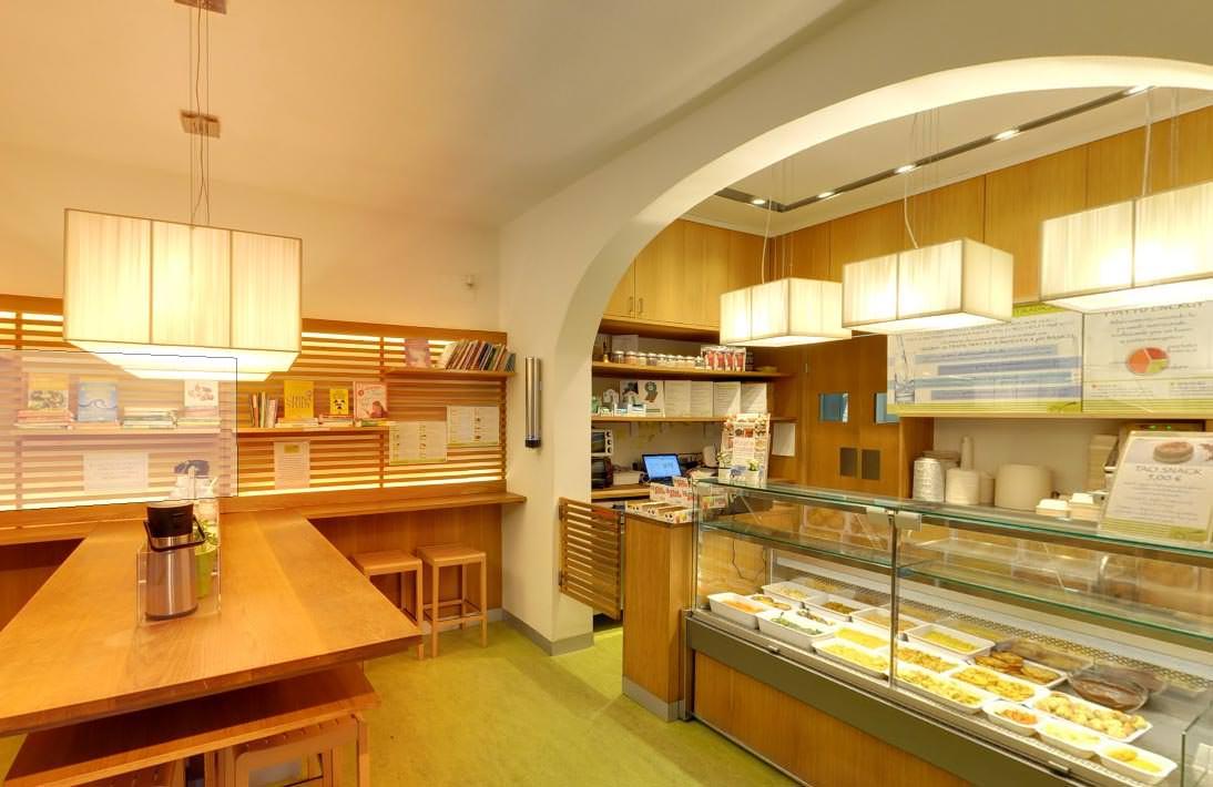 Google Maps Business View - La cucina di Giuditta, fotografia arredamento in legno, fotografo professionista, riprese fotograficha