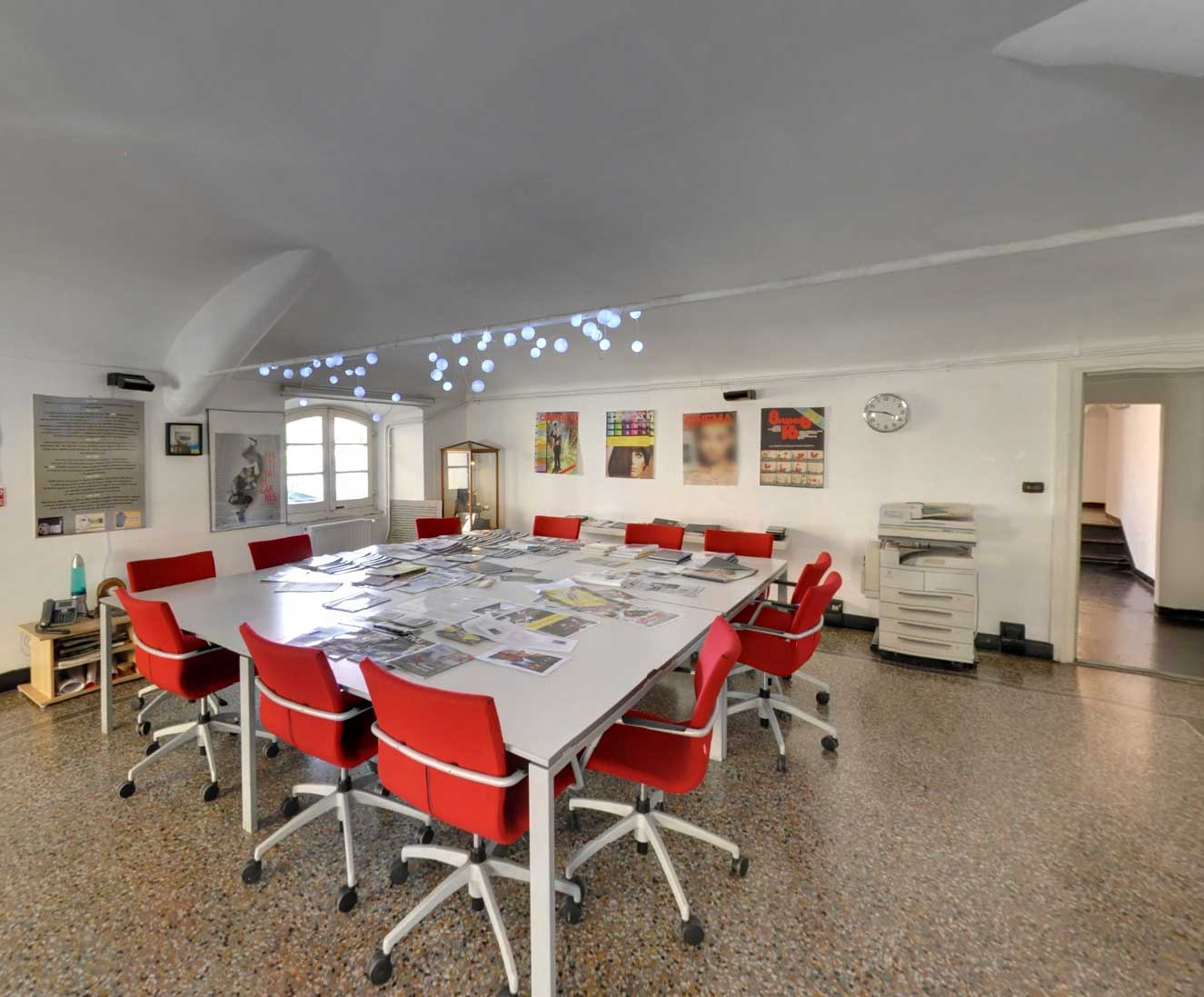 Google Maps Business View – Fondazione Genova Liguria Film Commission