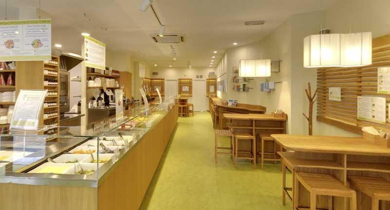 Google Maps Business View – La cucina di Giuditta – Piazza Sarzano