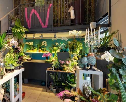 Wfiori di Walter Valente - Allestimenti floreali per eventi, moda, matrimoni, privati, Fiorista - vendita fiori e piante a Milano.