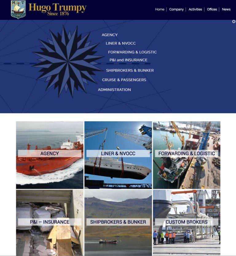 HugoTrumpy, nuovo sito internet, servizio fotografico, fotografo genova