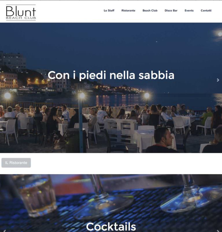 Blunt Beach Club
