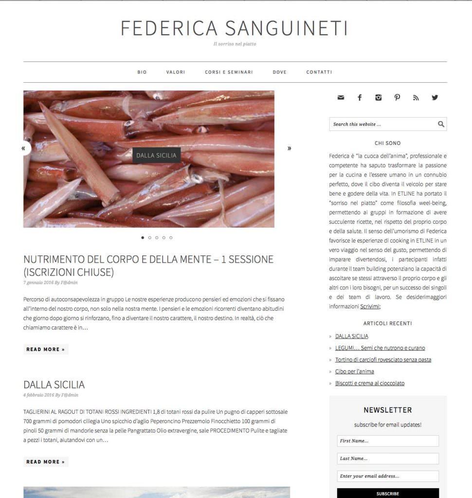 Federica Sanguineti