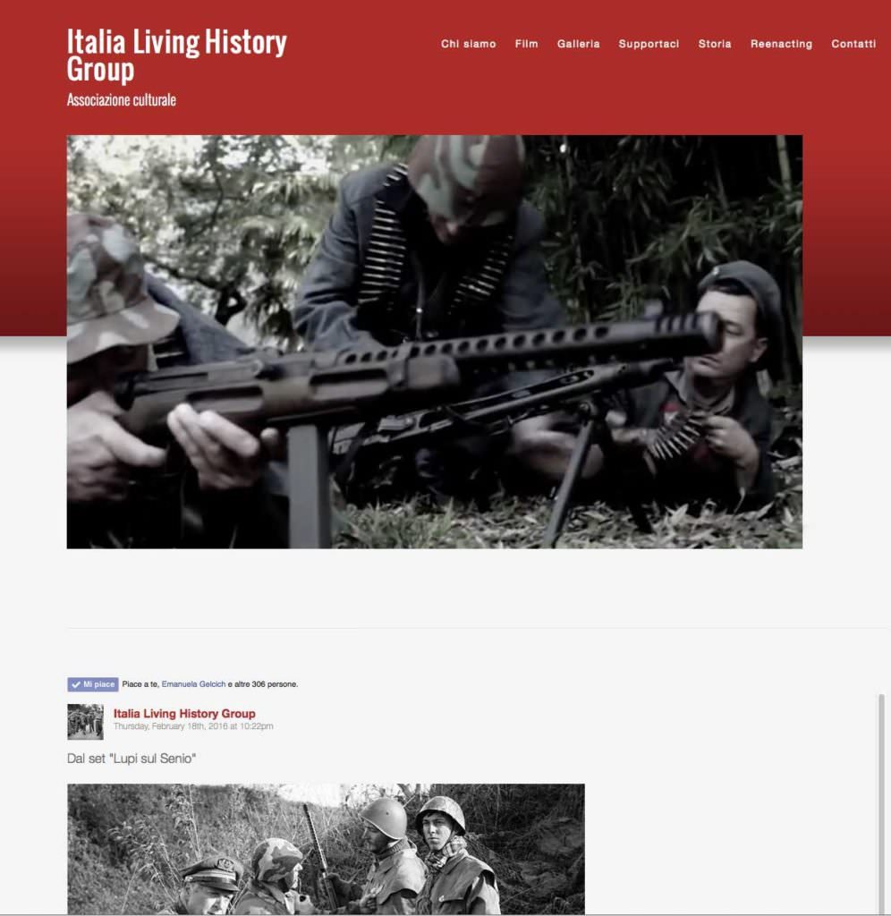 italia living history group