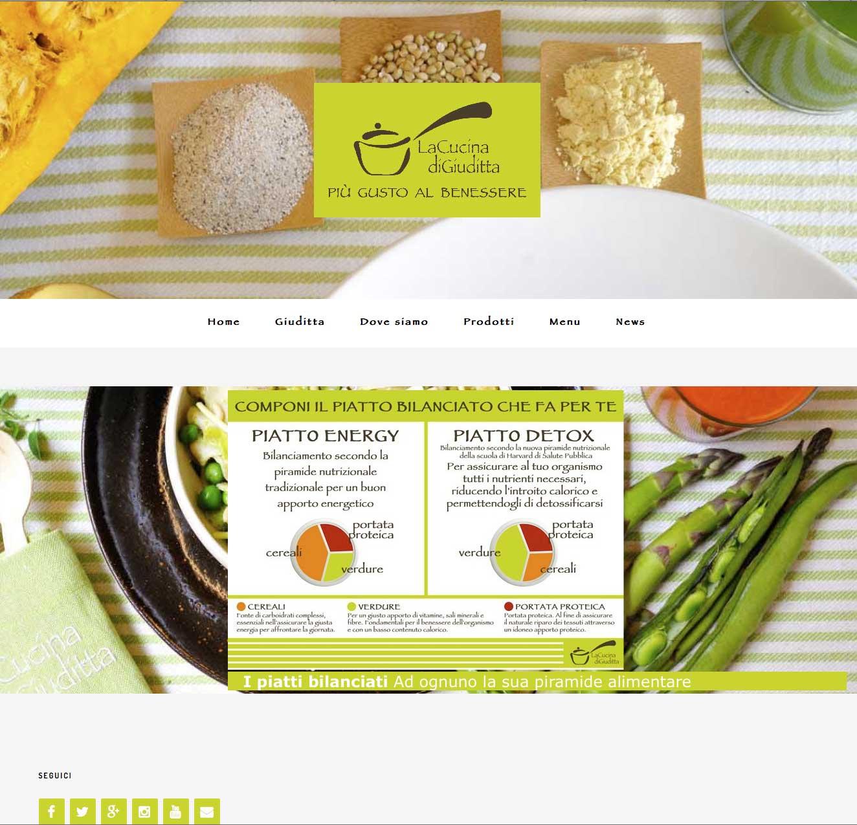 La cucina di Giuditta – web