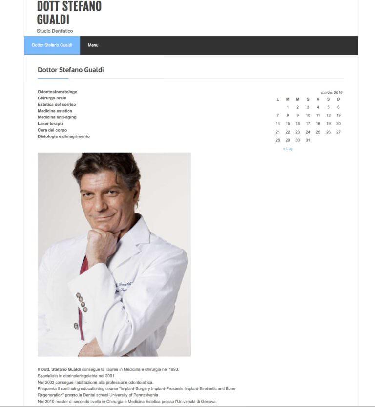 Dottor Stefano Gualdi