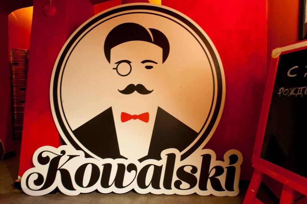 Kowalski – Ristorante e Pub dall'Est Europa, Genova - Fotografia di interni