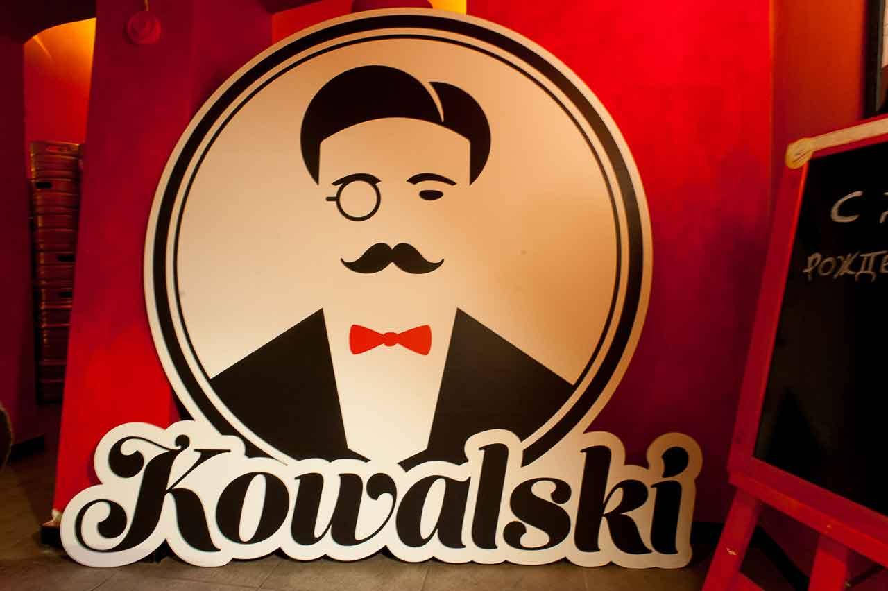 Kowalski – Ristorante e Pub dall'Est Europa – Fotografia