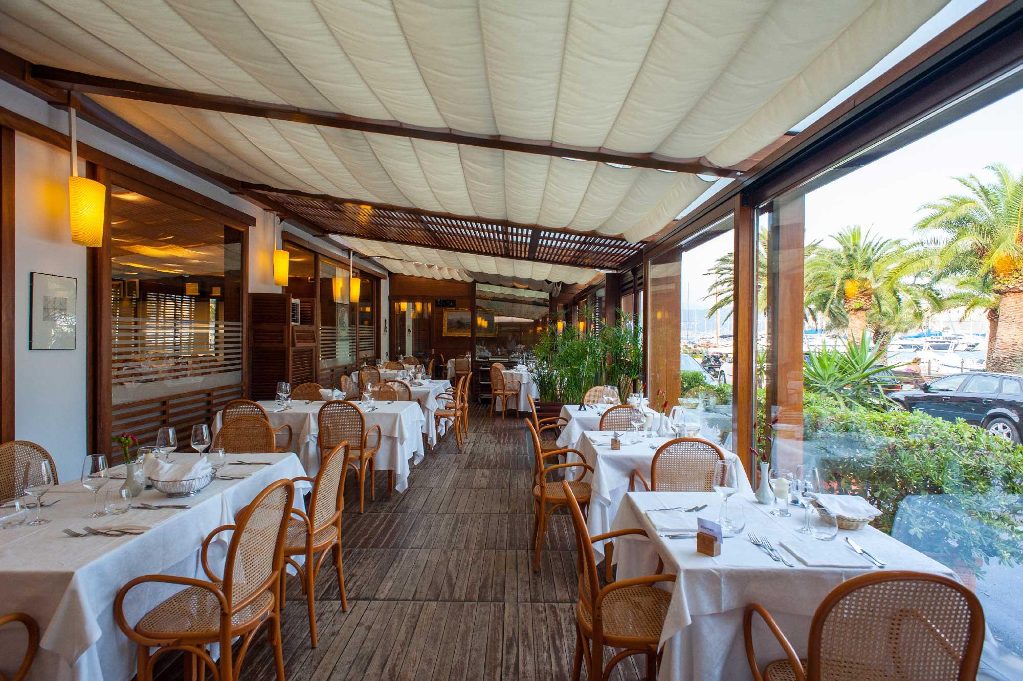 Ristorante della Baia, ristorante, servizio fotografico, fotografo genova