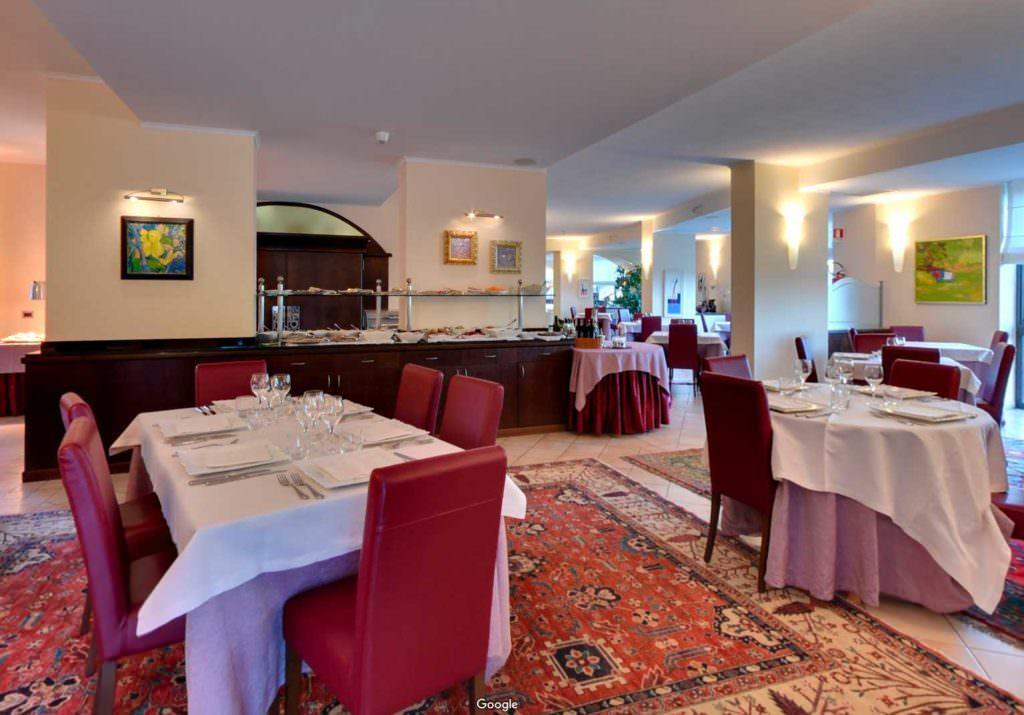 Ristorante Park Hotel Argento, Levanto, La Spezia – Google Street View