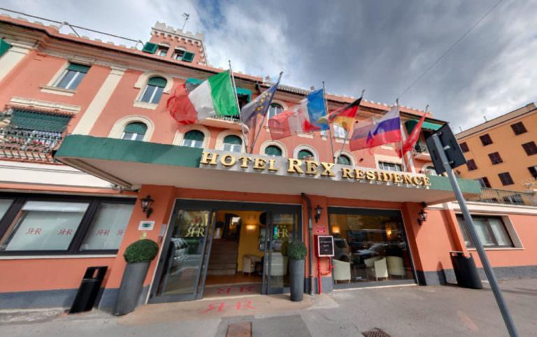 Rex Hotel Residence, servizio fotografico, fotografo genova, fotografo certificato