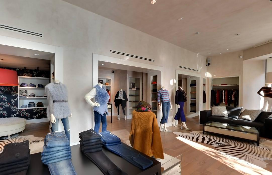 Leone abbigliamento donna Genova Google Street View