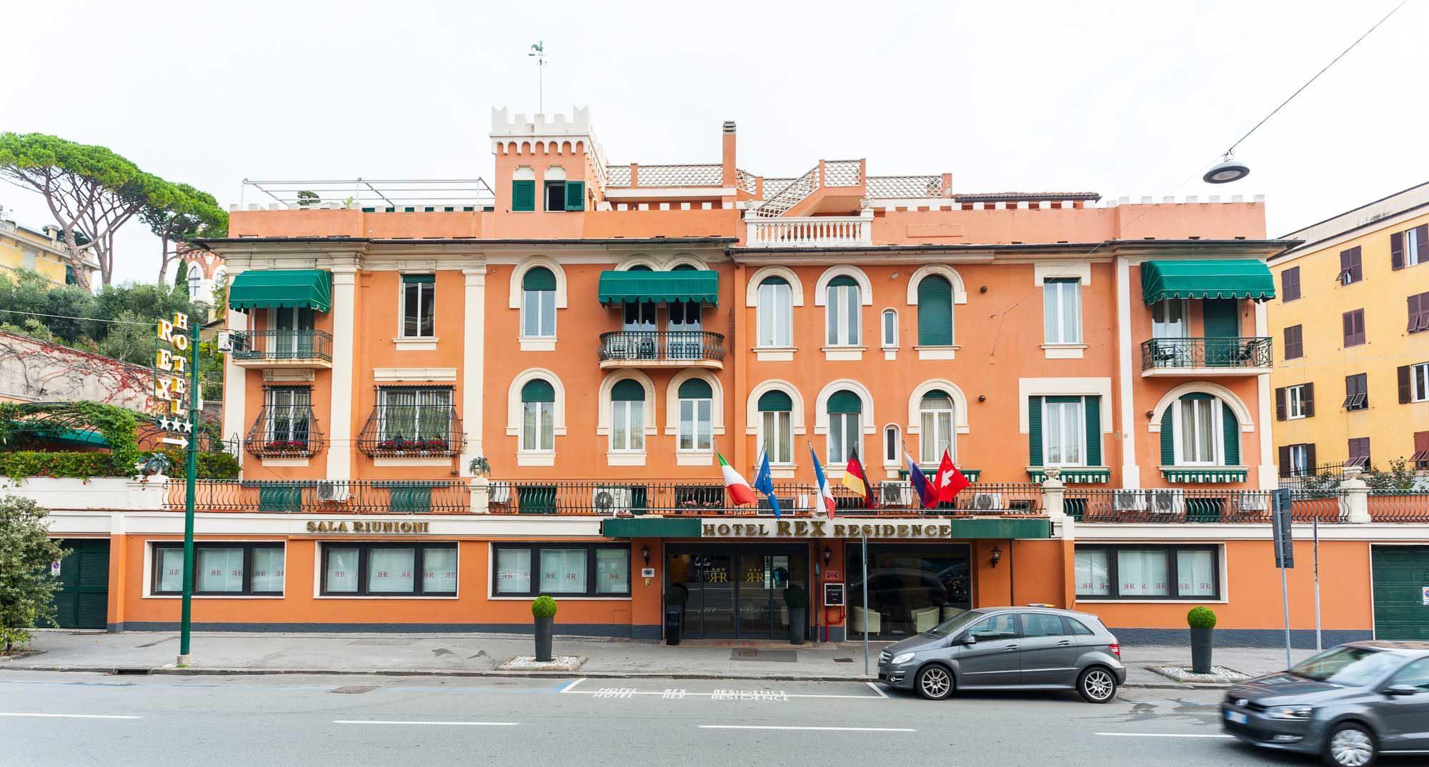Rex Hotel, servizio fotografico, fotografo genova