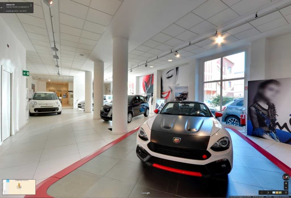 SIMCAR - Concessionaria Fiat, Lancia e Alfa Romeo per La Spezia e provincia.