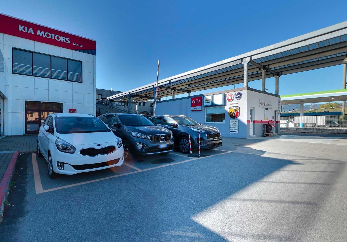 Simcar Assistenza, La Spezia SP – Fotografo Certificato Google Street View