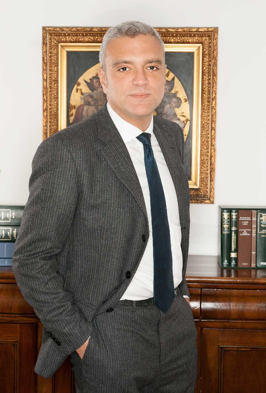 Corporate Portrait - Avvocato Giacomo Bottaro- fotografia per profilo linkedin fotografia per sito internet