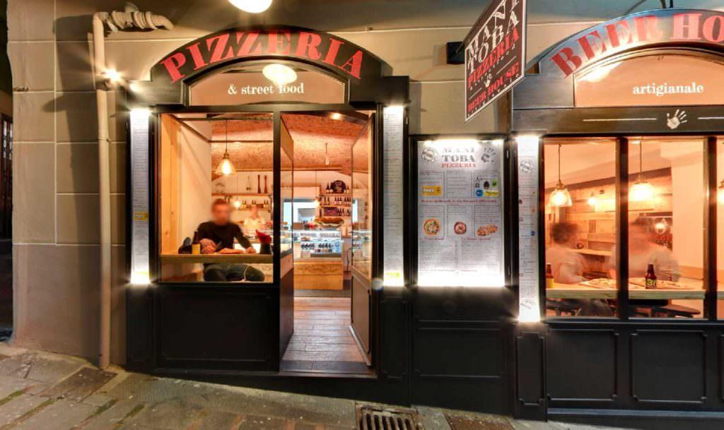 Manitoba pizzeria - fotografo certificato Google street view, servizio fotografico, fotografo genova