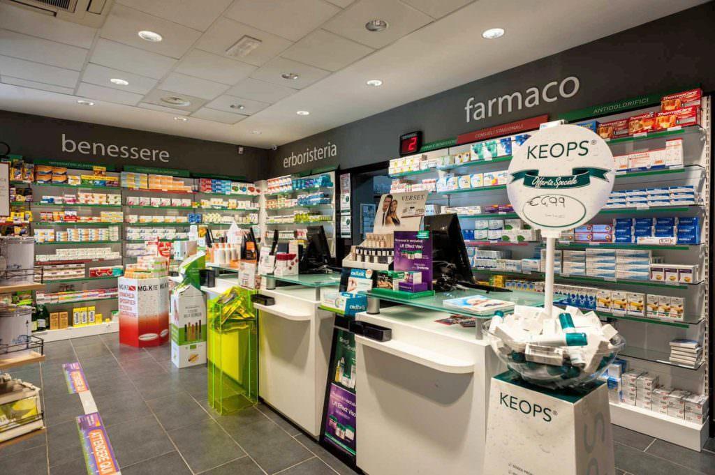 Farmacia Palmaro,Genova, Pra - Servizio per Google Strete View