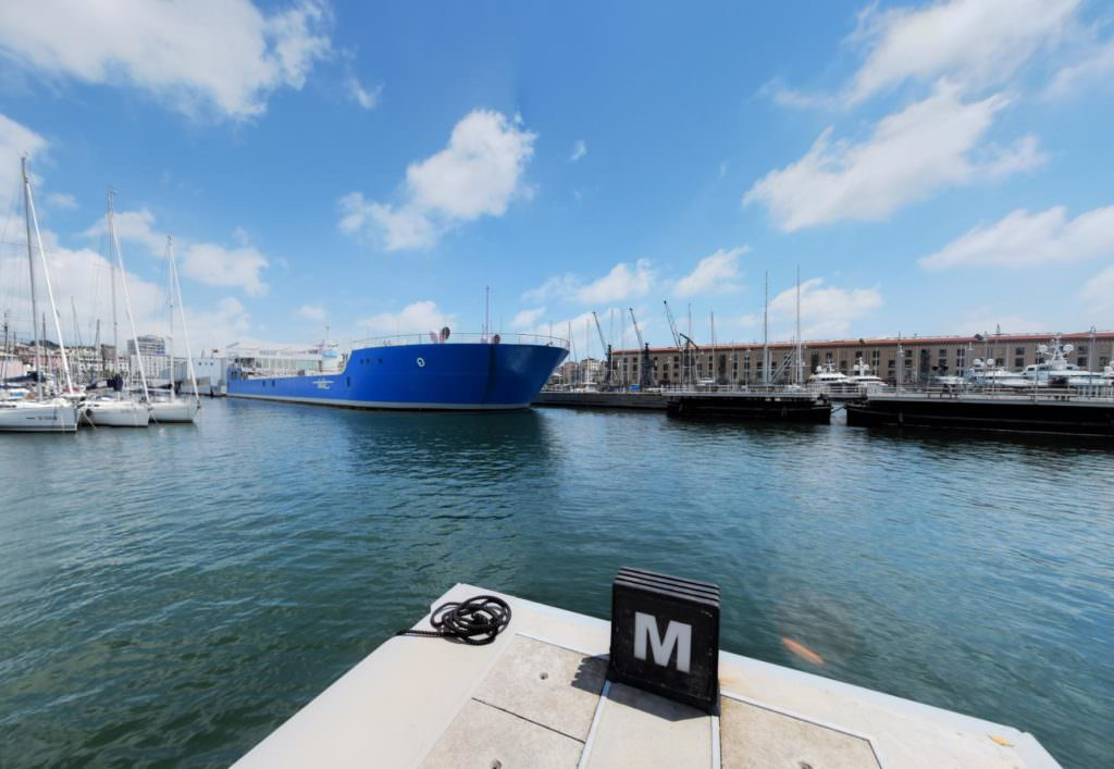Marina Porto Antico, Genova - Servizio fotografico Google Street View