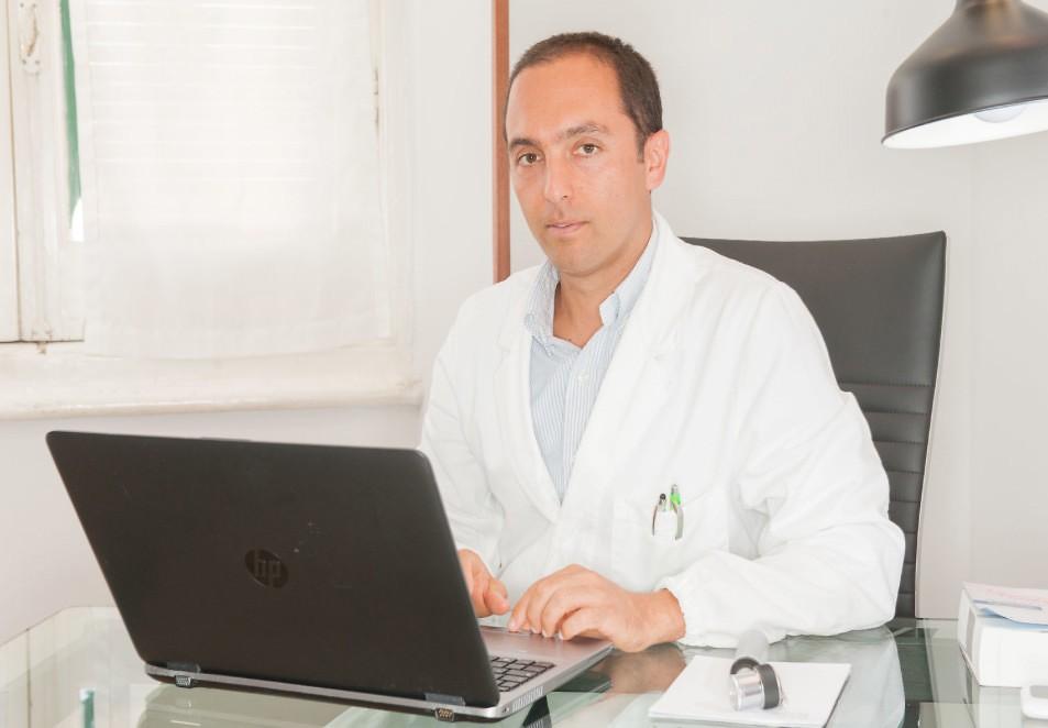 Dott Francesco Gualco Dermatologo - fotografia di ritratto