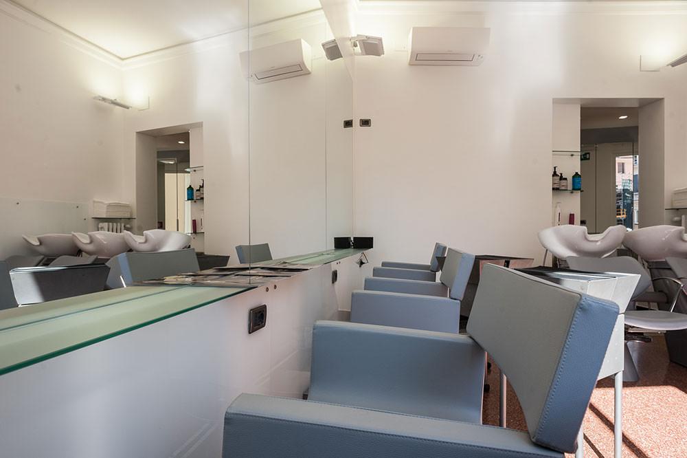 Studio XXV parrucchieri Servizio fotografico panoramico Google Street View