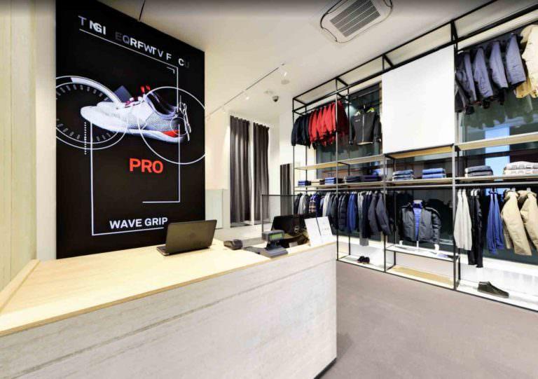 Fotografie a 360 Slam Store Genova