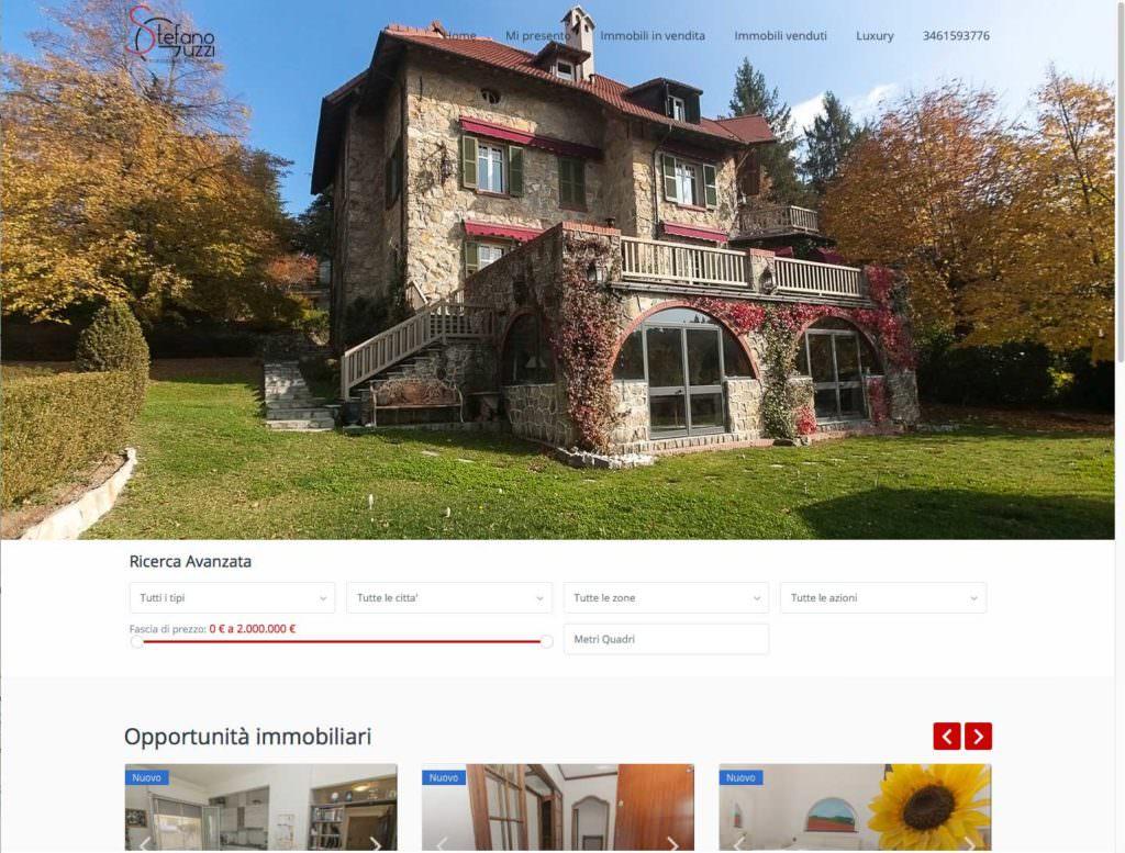 sito internet agente immobiliare