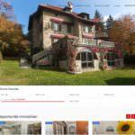 Nuovo sito internet per agente immobiliare – StefanoGuzzi.com