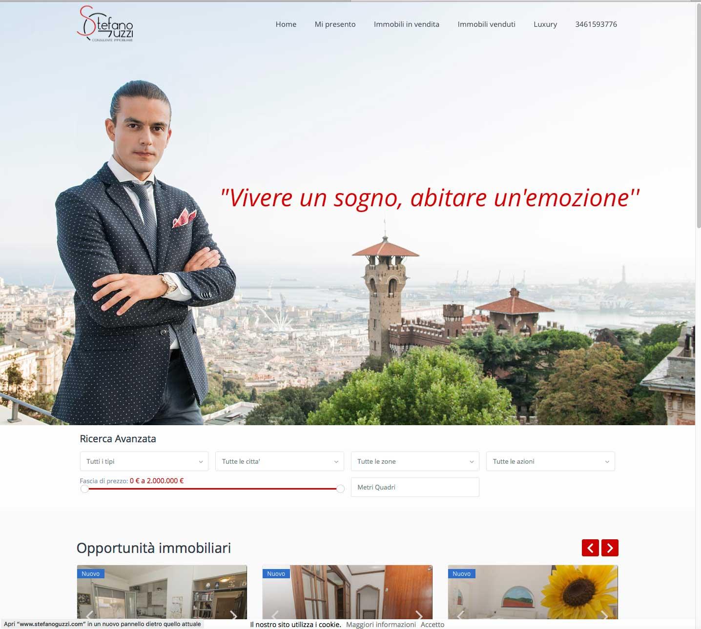 sito internet agente immobiliare 2