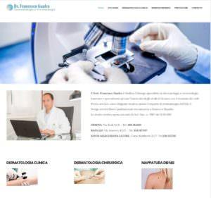 Nuovo sito internet Dottor Francesco Gualco Dermatologo