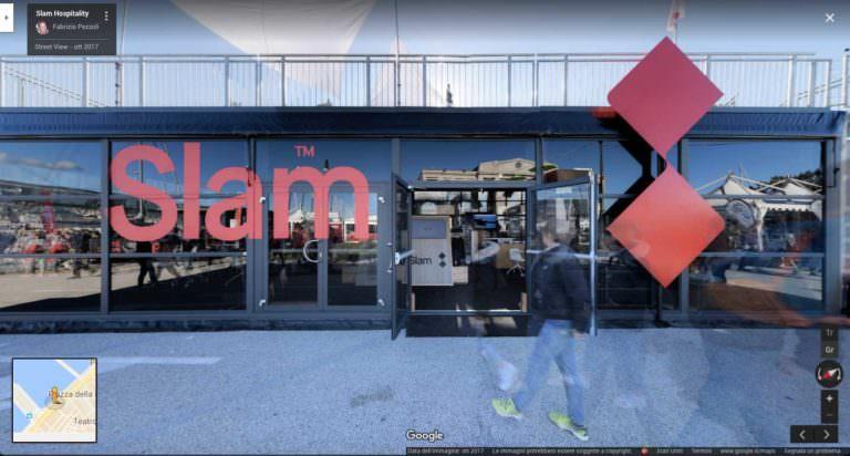 Slam Hospitality Servizio Fotografico Google Street View