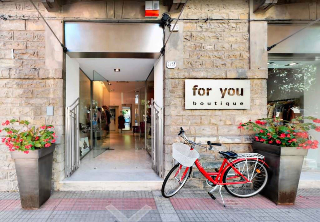Servizio fotografico per for you boutique, Diano Marina