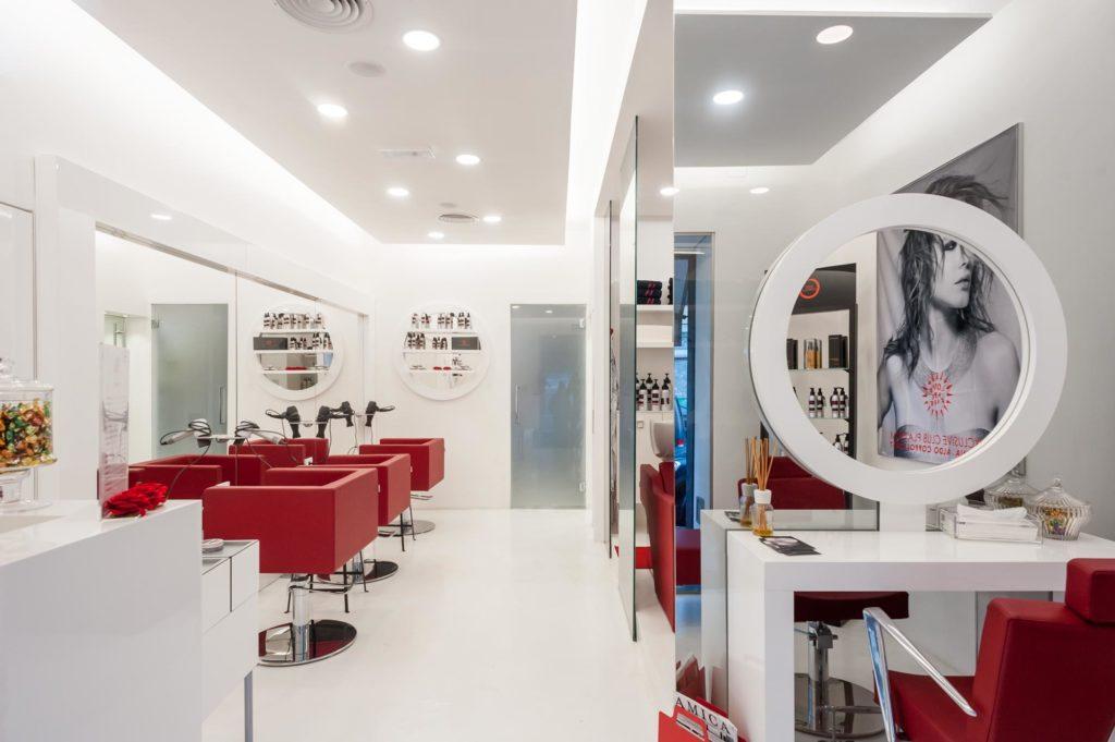Servizio fotografico per CCT Mobili Adil - Parrucchiere