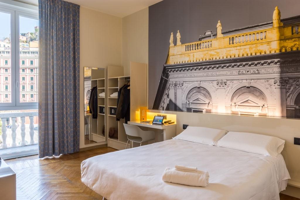 B&B HOTEL, GENOVA  – Servizio fotografico integrale