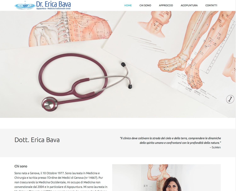 dott.erica bava sito internet