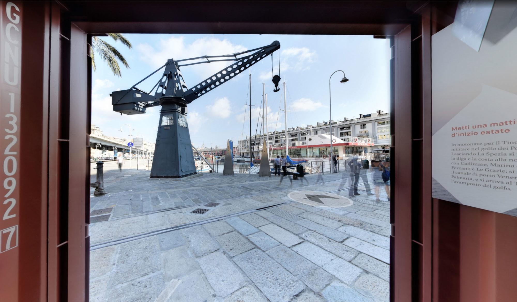 Slam – Le vie dei Fari – Galata Museo del Mare