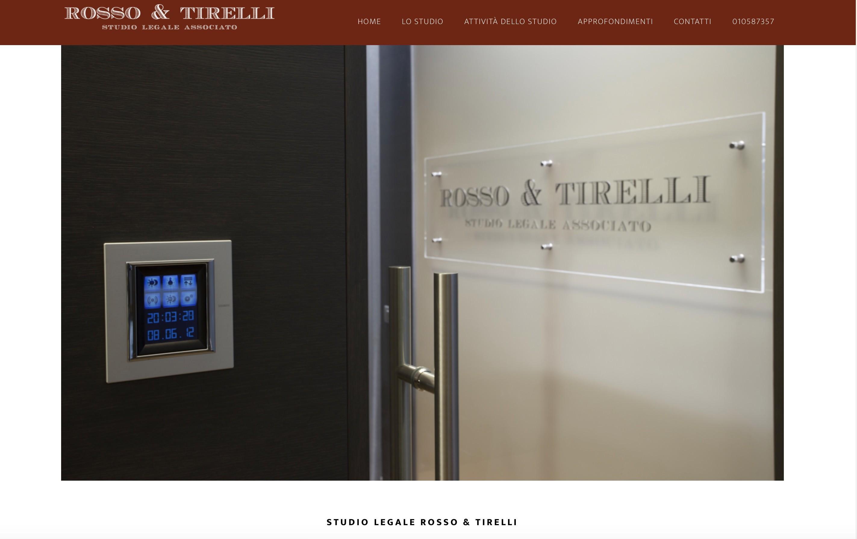 Rosso & Tirelli - Studio Legale Associato - Genova