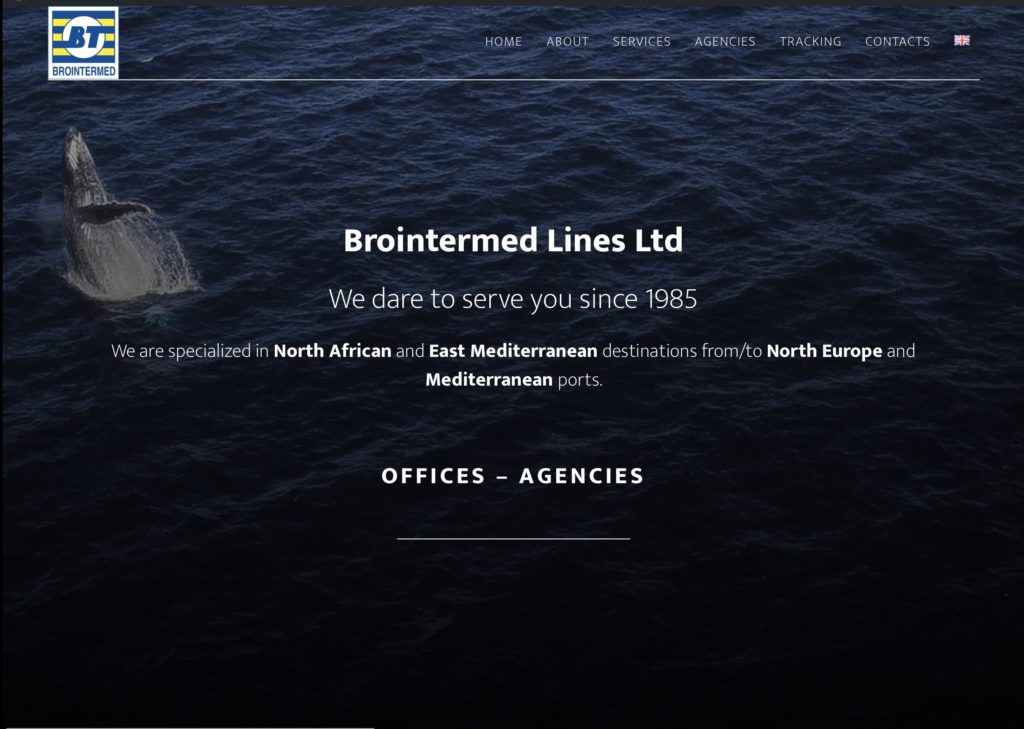 brointermedlines.com New Web site