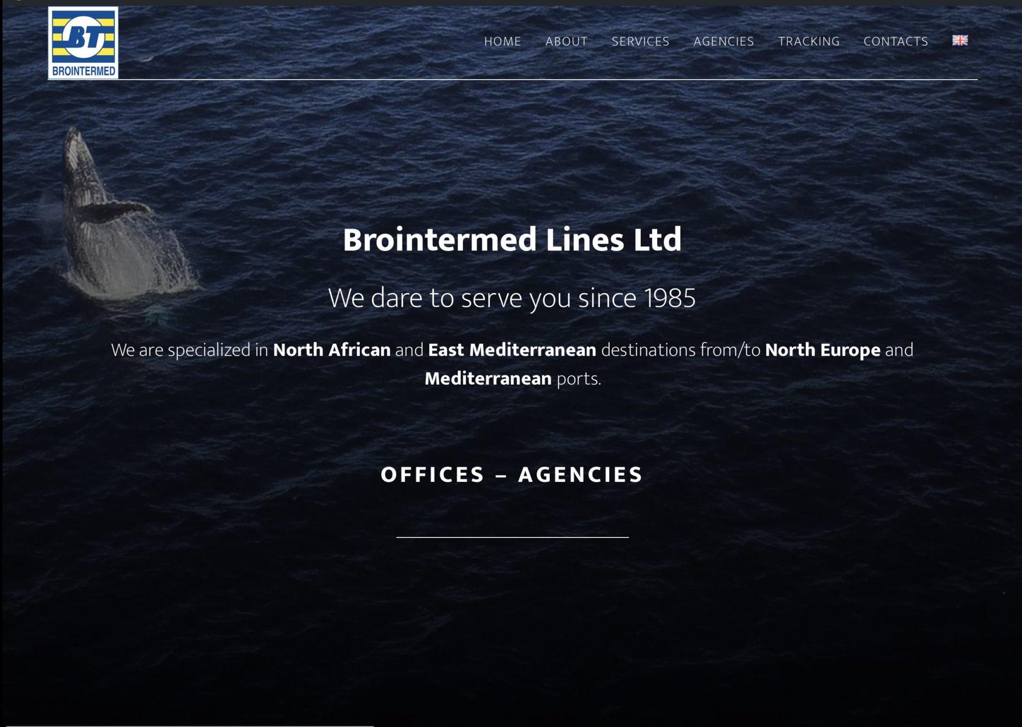 brointermedlines.com New Web site