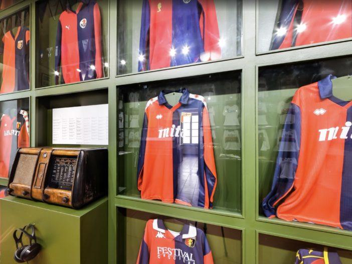 Museo della storia del Genoa