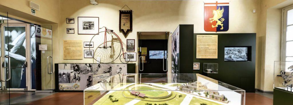 Museo della storia del Genoa  in 360°, Google street view