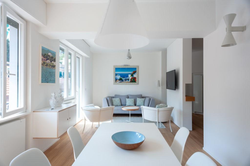 Casa Santa Margherita servizio fotografico di interni per EUGADESIGN