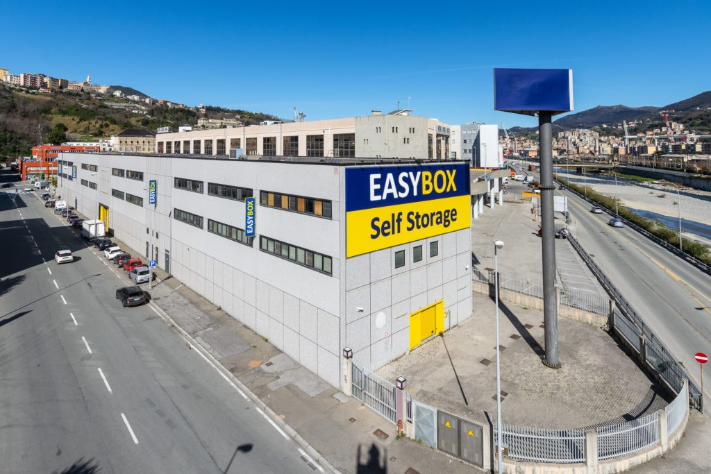 Immagini per EASY BOX Self Storage, Genova