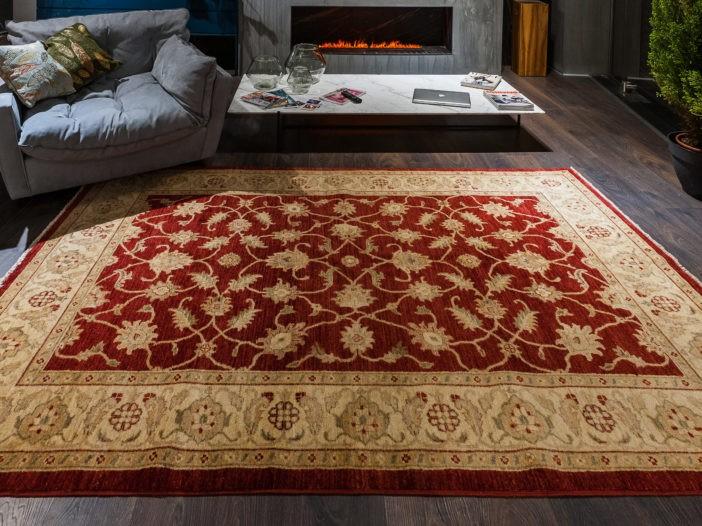Arius Carpet riprese fotografico di interni