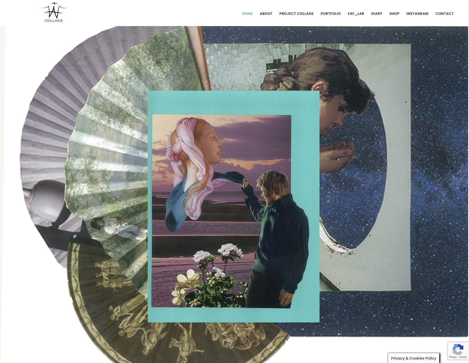 fafcollage website