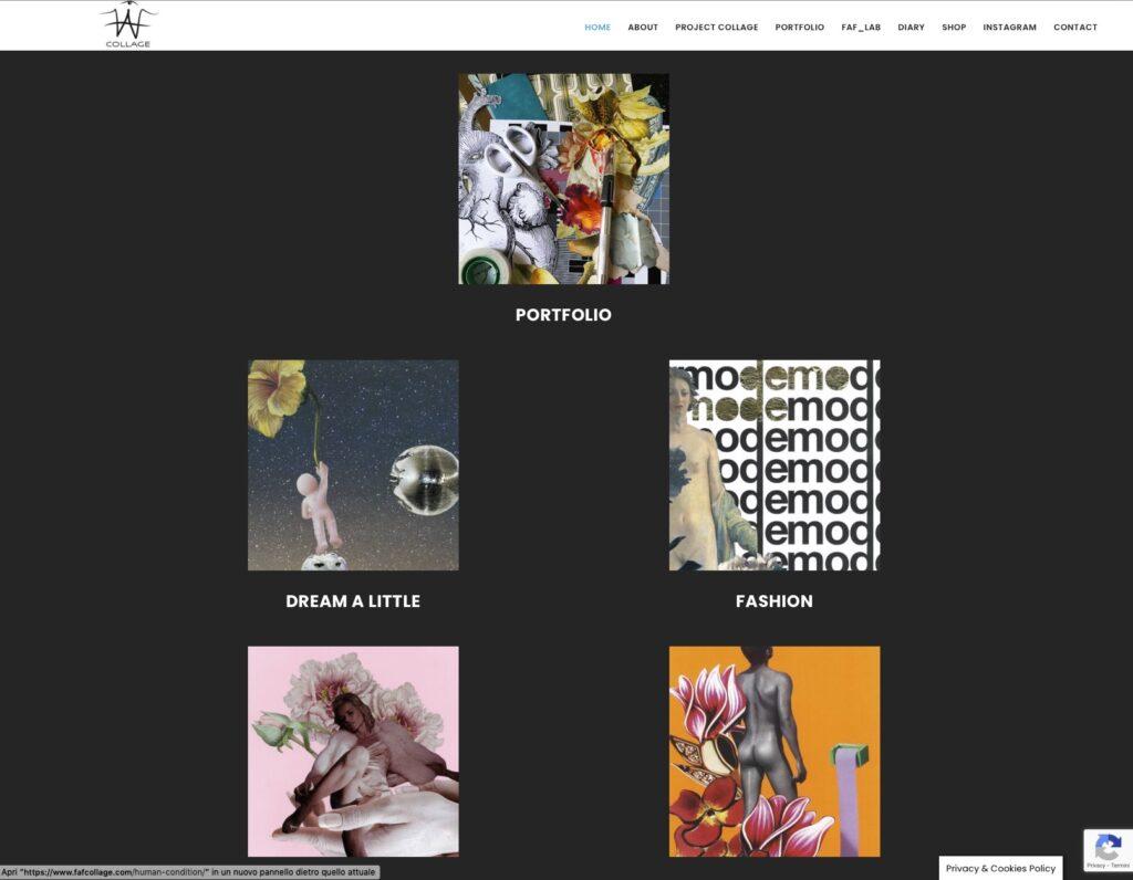 Faf Collage - Portfolio 3