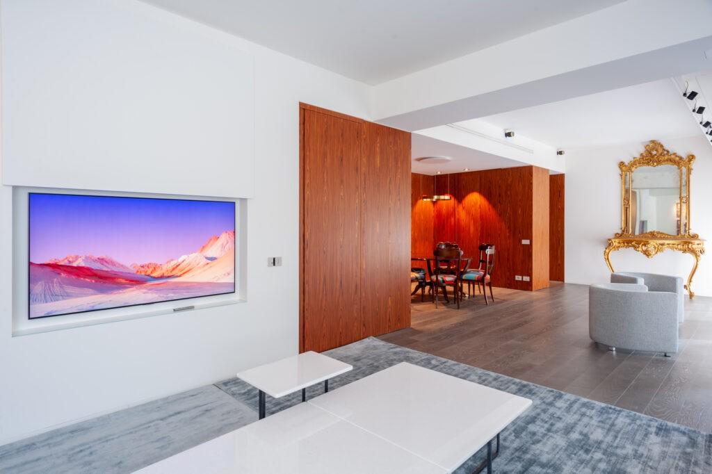Tour virtuale per Cct Mobili - Casa Palissandro in 360°