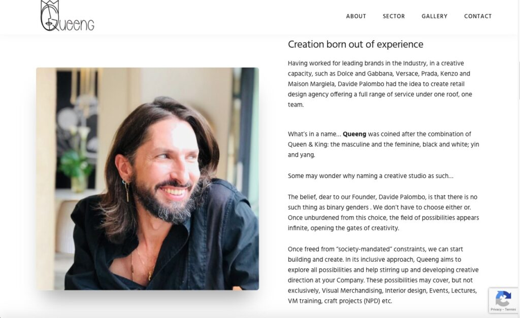 New website Queeng Studio & Craft 2