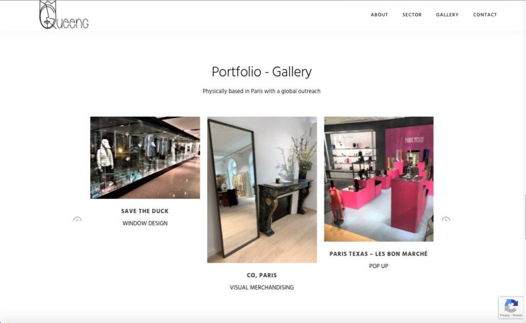 New website Queeng Studio & Craft 4
